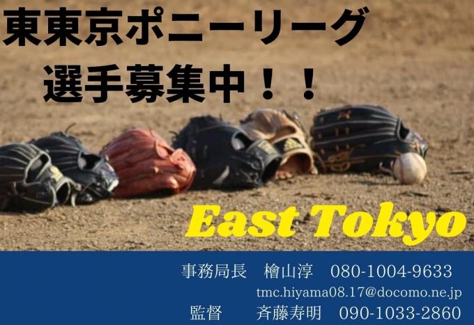 東東京ポニーリーグ